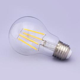 LEDフィラメント電球【4W/E26 梨型シャンデリア電球 CLEAR】