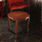 送料無料 ヴェローナクラシック センターテーブル 幅59cm イタリア 家具 ヨーロピアン アンティーク風
