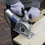 送料無料 DIYの味方 家庭用電動工具 切って磨いて研いで削って!これ1台 マルチ電動工具マイティー(E-6105)