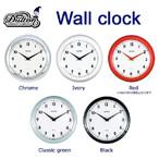世田谷ベースにありそうな なんだか懐かしい レトロ感あふれるデザインの掛け時計  WALL CLOCK
