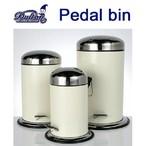 トイレや洗面所にピッタリのサイズ ダルトン DULTON PEDAL BIN