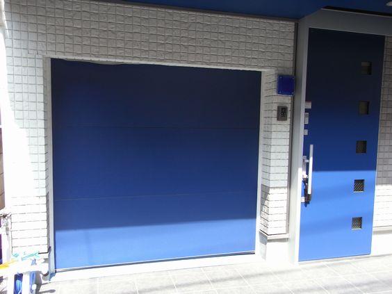 スチールシャッター 施工例